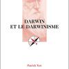 Patrick Tort : Darwin et le darwinisme