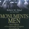 Vient de paraître > Robert Edsel : Monuments Men
