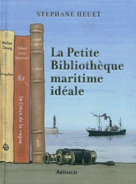 Stéphane Heuet : La petite bibliothèque maritime idéale