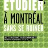 Vient de paraître > Jean-François Vinet : Étudier à Montréal sans se ruiner