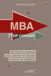 Vient de paraître >Nicholas Bate : MBA top chrono