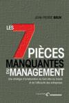 Jean-Pierre Brun : Les 7 pièces manquantes du management