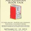 Événement > 29e Salon du livre ancien de Montréal (22 et 23 septembre 2012)