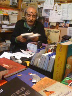La librairie d'Outremont