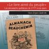 """Vient de paraître > Hans-Jurgen Lüsebrink : """"Le livre aimé du peuple"""". Les almanachs québécois de 1777 à nos jours"""