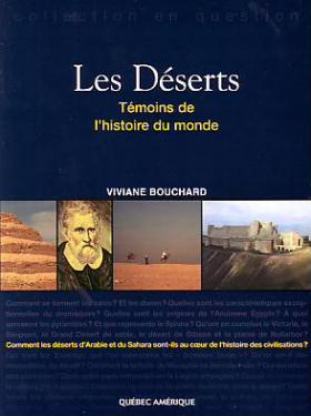 Viviane Bouchard : Les déserts