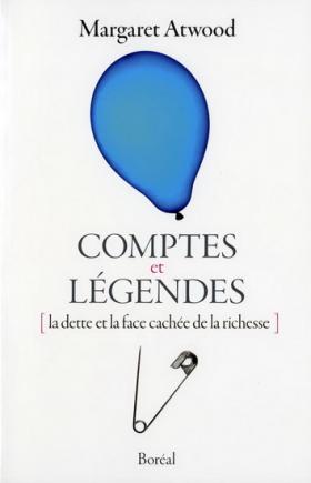 Margaret Atwood : Comptes et légendes