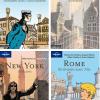 Collection 'Itinéraires' de Lonely Planet et Casterman