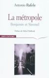 Vient de paraître >Antonio Rafele : La métropole