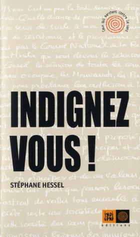 Vient de paraître > Stéphane Hessel : Indignez-vous!