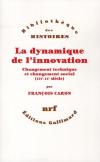 Vient de paraître > François Caron : La dynamique de l'évolution