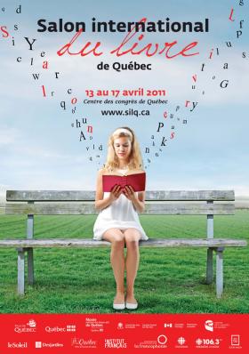 Événement > Salon international du livre de Québec (13 au 17 avril 2011)