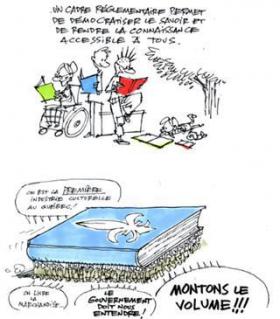Pour une règlementation du prix du livre au Québec