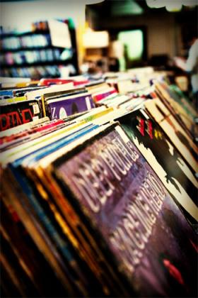 Le retour en force du disque en vinyle