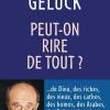 Vient de paraître > Philippe Geluck : Peut-on rire de tout?