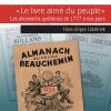 Hans-Jürgen Lüsebrink : Le livre aimé du peuple. Les almanachs québécois de 1777 à nos jours
